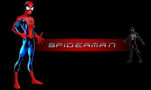Ultimate Spiderman by theweezel