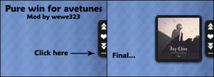 Pure win mod for avetunes by wewe323