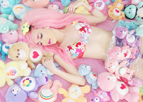 Care Bear Heaven - Part 2 by ThePinkBarbie