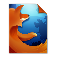 Firefox Icons by AmberShadowDesign