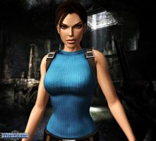 Tomb Raider Lara Croft 5 by typeATS