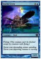 Storm Crow: Altered by longtallskinnygirl