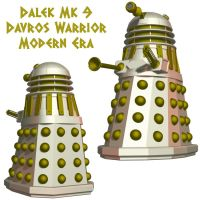 Dalek: Modern Imperial by Librarian-bot