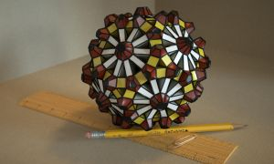 Polyhedral Melange: The Study by LuxXeon