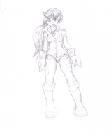 6-7-2013 Noname concept wip by GhostingFish