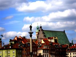 Old Town Warsaw V by Domino310