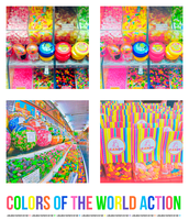 Colors Of The World Action by Laaloadictedphoto