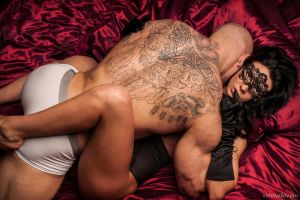 All Is Fair In Love And War by vishstudio