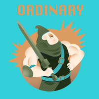 Ordinary - Album cover by TheCongressman1
