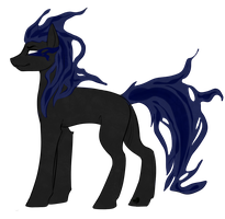 2 Shadow pony adopt by Lodidah
