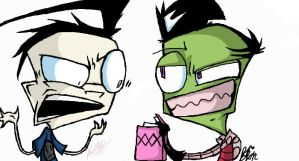 Check This Out Bro by Invader--ZIM