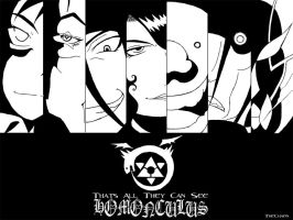 Homunculus by TheCh4os