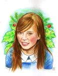 Connie Talbot by Astabrata