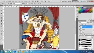 New world order WIP:2 by scarerick