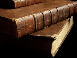 old books - dictionary 06 by barefootliam-stock