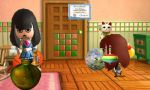 Very awkward scene in Tomodachi life by ilikecookies23