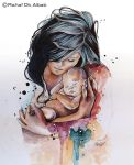 my mother is home 2 by RAHAF3