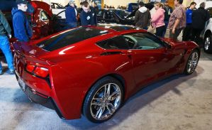 2014 Corvette Stingray by tundra-timmy