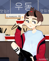 Lunch Date with Ksoo by Lolibeat