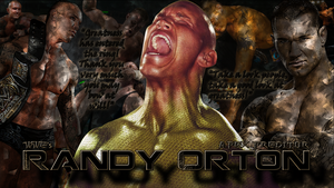 Randy Orton Wallpaper by Claine89