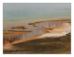 Grand Prismatic Spring - I by TheOneAndUlmi
