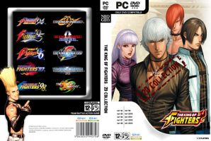 kof : 2d collection cover by archnophobia
