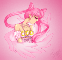 . pink princess . by destianna