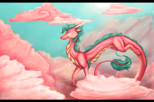Cotton Candy by sweatercat