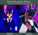 Draw this again! Meme by Articoz