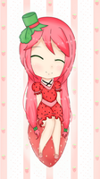 With a Strawberry On Top by Vachisu