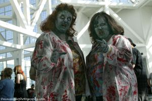 Evil Twins by PlayingWithDeadDolls
