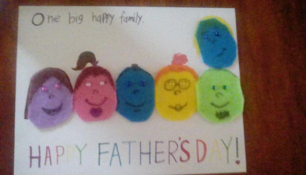 My Father's Day Gift For My Dad 2 by KatieGirlsForever