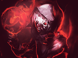 Tokyo Ghoul by AcCreed
