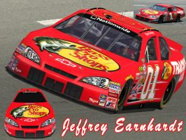 Jeffrey Earnhardt Nationwide by DarkBlueYoshi