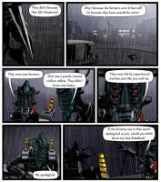 Unwelcome Emissary Page 23 by CarpeChaos