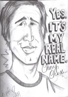 Chevy Chase by HanBO-Hobbit