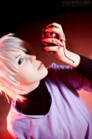 HUNTER x HUNTER : Killua Zoldyck by berylrion