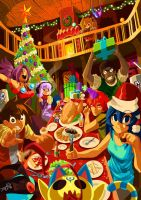 A Very Magnum Christmas. by Jeetdoh