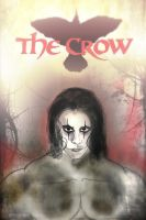 The Crow on Steroids. by infected-pixel