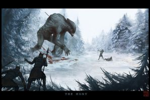 The Hunt by Hideyoshi