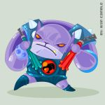 Panthro by vancamelot