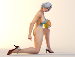 Christie 3DS Render 10 by x2gon