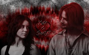 Lost - Kate and Sawyer by CertainlyLostFameGal