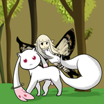 Bravely Magica: Where the Kyubey Spies by Windaura