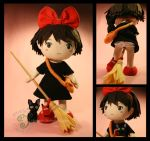 Kiki's Delivery Service by pheleon