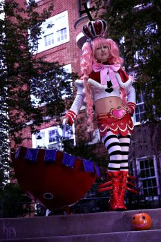 Perona - One Piece by bluucircles