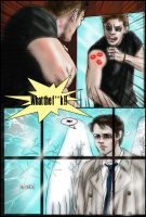 Supernatural S4.01 gag :  I'm an angel of the lord by noji1203