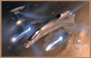 Concept - IN Fighter by Andr-Sar