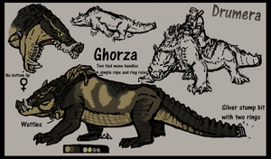 Ghorza Ref by TheScreepy