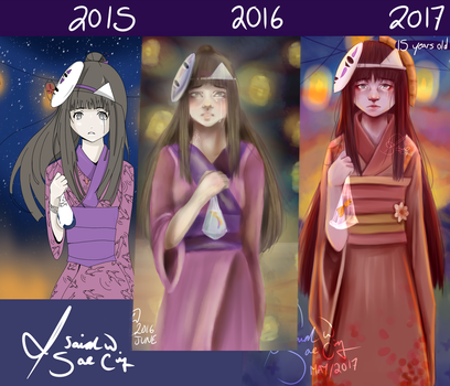 Going on 3 years! by CingDA